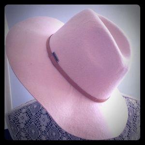 NEW Billabong Light Beige wool floppy hat